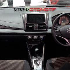 Interior All New Yaris Trd Sportivo Headlamp Grand Avanza Fungsionalitas Kabin Kompas Com Febri Ardani Toyota