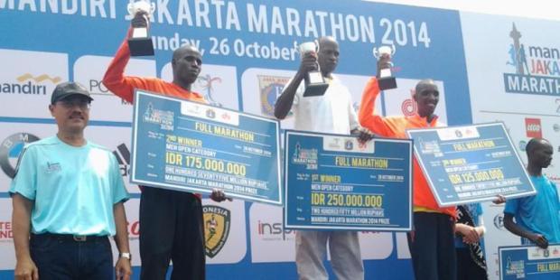 Hasil gambar untuk Jakarta Marathon 2014