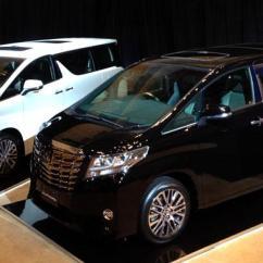 All New Alphard 3.5 Q Toyota Kijang Innova Venturer Mengulik Perbedaan Dan Vellfire Di Indonesia Kompas Com