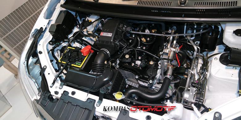 suspensi grand new avanza 1300cc kulik teknologi baru toyota veloz 1 5 kompas com febri ardani kompasotomotif menggunakan mesin berteknologi dual vvt i yang diklaim lebih irit bahan bakar serta ramah lingkungan