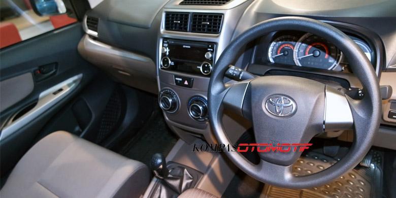 grand new avanza 2016 type g gambar mobil veloz bingung pilih atau 1 5l ini beda keduanya kompas com febri ardani kompasotomotif suasana interior toyota