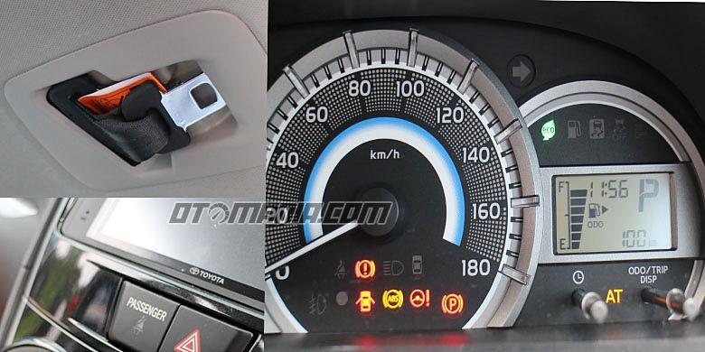 speedometer grand new veloz avanza gambar sensasi hening kabin kompas com stanly otomania fitur keselamatan dan kenyamanan