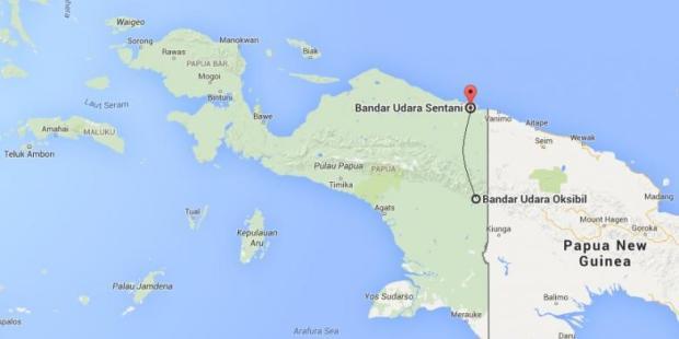 Basarnas: Tim Pencari Belum Sampai ke Lokasi Trigana Jatuh