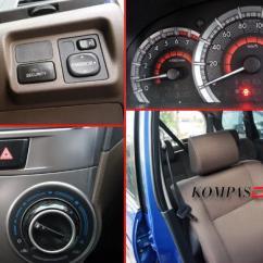 Indikator Grand New Avanza All Kijang Innova Vs Pajero Sport Tak Sungkan Lagi Nyetir Kompas Com Febri Ardani Kompasotomotif Detail Interior