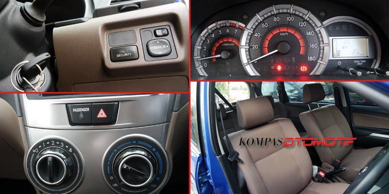 indikator grand new avanza 2018 tipe g tak sungkan lagi nyetir kompas com febri ardani kompasotomotif detail interior