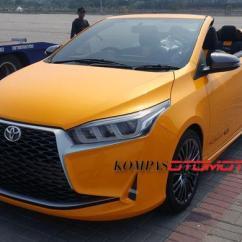 Toyota Yaris Trd Modif Xe Grand New Avanza Model Misterius Tanpa Atap Itu Ternyata Kompas Com