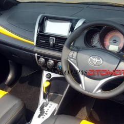 Toyota Yaris Trd Sportivo 2018 Indonesia All New Camry 2017 Model Misterius Tanpa Atap Itu Ternyata ...