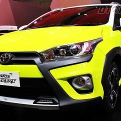 Toyota Yaris Heykers Trd Sportivo New Agya 1.2 G A/t Siap Tantang Hr V Kompas Com