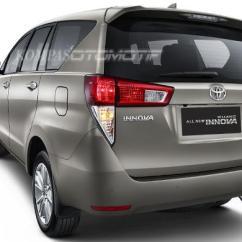 Harga Toyota All New Kijang Innova Pajak Mobil Grand Avanza 2018 Indonesia Negara Pertama Yang Jual Kompas Com Kompasotomotif Terdapat 3 Sirip Di Sisi Terbaru