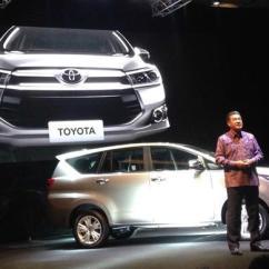 All New Kijang Innova The Legend Reborn Harga Grand Avanza Surabaya Lahir Di Indonesia Kompas Com Ghulam Nayazri Otomania Toyota Meluncurkan Generasi Terbaru Perdana Dunia