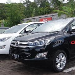 Konsumsi Bensin All New Kijang Innova Mobil Grand Avanza 2018 Cara Toyota Tetap Bisa Irit Di Mata Konsumen Kompas Com