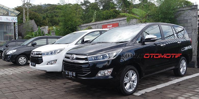 harga all new kijang innova 2016 type g camry 2018 thailand sensasi diesel di tanjakan kintamani kompas com