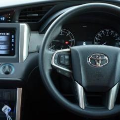 Perbedaan All New Kijang Innova Tipe G Dan V Grand Veloz Vs Mobilio Sensasi Berbeda Pada Interior Kompas Com Toyota Astra Motor Tam Detail