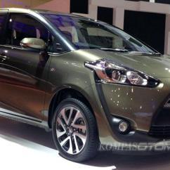 Kapasitas Oli Mesin Grand New Avanza 2016 Veloz Bekas Bedanya Sienta Dengan Kompas Com Model Terbaru Toyota Untuk Indonesia Diperkenalkan Di Iims Agung Kurniawan Kompasotomotif