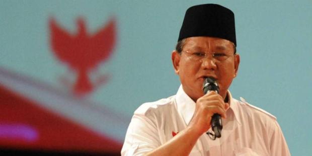 Prabowo Harus Usung Gatot Nurmantyo di Pilpres