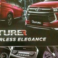 New Venturer Vs Innova Jual All Camry Menggantikan Kijang Tipe Q Kilaskementerian