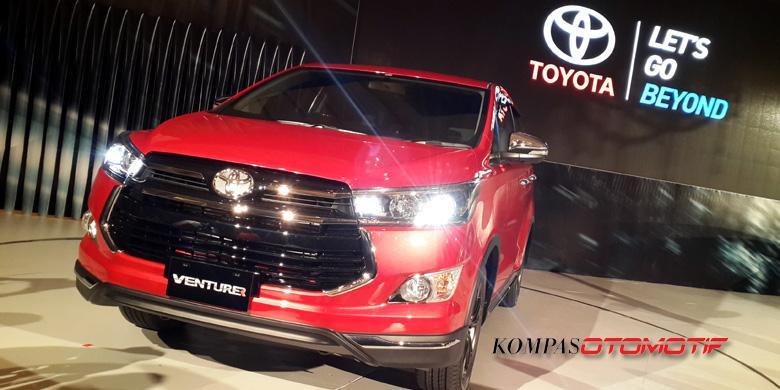all new innova venturer diesel camry 2018 philippines cabut nyawa tipe q kompas com