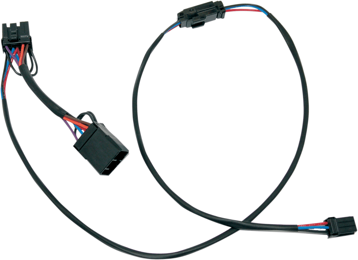 hight resolution of namz tour pak quick disconnect wiring harness 08 13 harley davidson touring