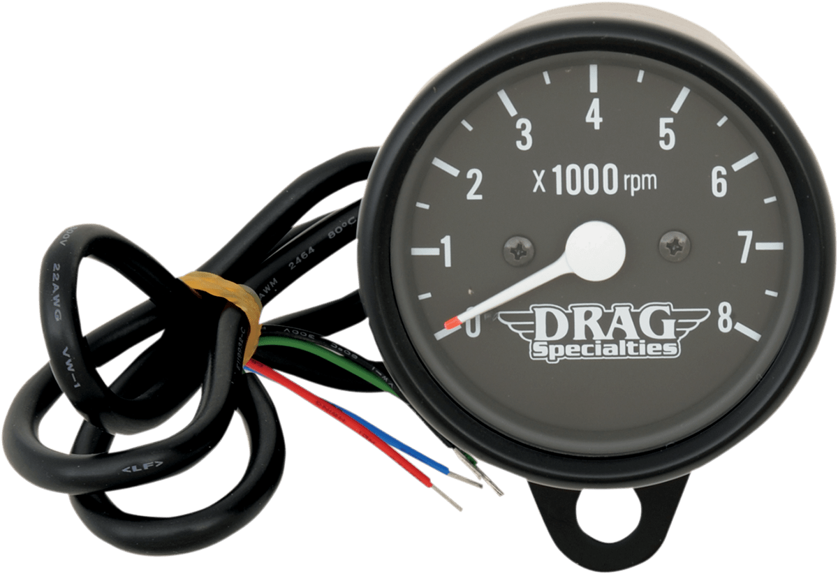 hight resolution of 2 4 mini electronic 8000 rpm tachometers products drag specialties wiring diagram for drag specialties tachometer