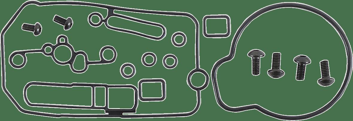 Moose Racing FCR Carburetor Mid Body Carb Gasket Kit for