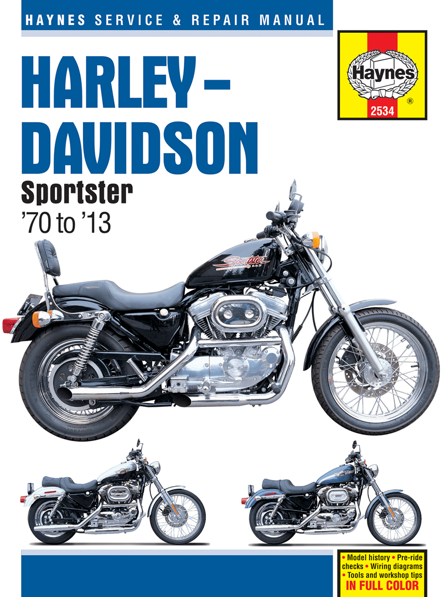 medium resolution of 2005 harley davidson sportster 883 wiring diagram