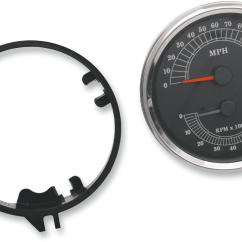 72 Chevy Truck Ignition Switch Wiring Diagram 1990 Jeep Wrangler Alternator Dixco Tachometer Mallory ~ Elsalvadorla