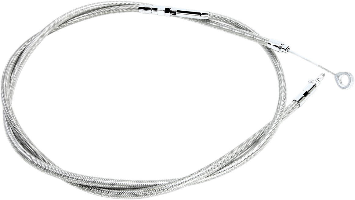 Motorcycle Parts Stainless Braided Clutch Cable 2006-2014
