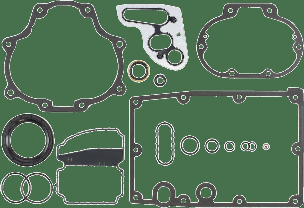Cometic Oil Pan Gasket Rebuild Kit for 18-19 M8 Harley