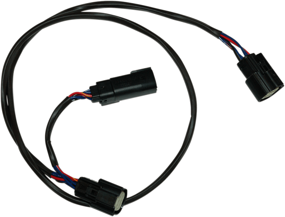 medium resolution of namz rear tour pak quick disconnect wiring harness for 14 18 harley touring jt s cycles