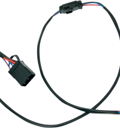 namz rear tour pak quick disconnect wiring harness for 10 13 harley harley davidson wiring diagrams online harley tail light wiring harness kits [ 1200 x 874 Pixel ]