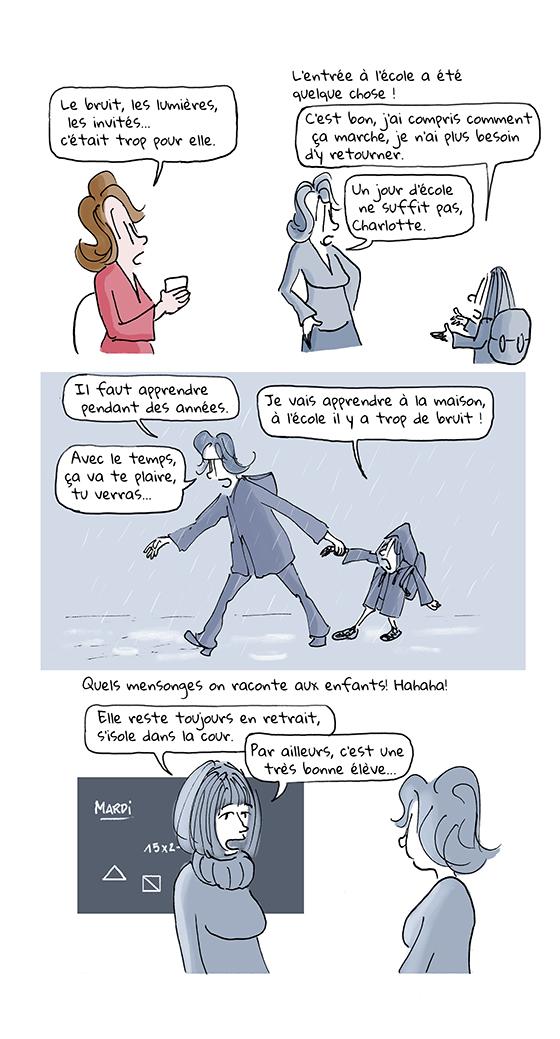 Les Femmes Aiment Les Hommes Qui Les Ignorent : femmes, aiment, hommes, ignorent, Aspergirls:, Femmes, Autistes, S'ignorent, L'Avventura