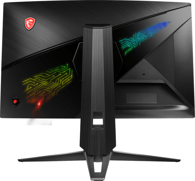 Optix MPG27C spec m MSI to unveil its two new 27 inch screens, MPG27CQ and MPG27C   Both the screens are said to have a refresh rate of 144Hz