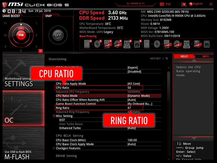 how can you overclock