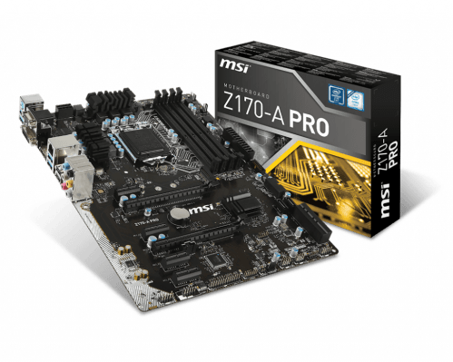 small resolution of intel z170 motherboards z170 a pro