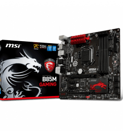 support for b85m gaming motherboard the world leader in motherboard design msi global [ 1024 x 820 Pixel ]