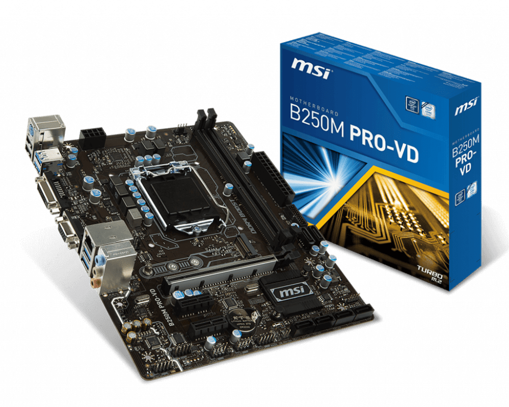 medium resolution of support for b250m pro vd motherboard the world leader in motherboard design msi global