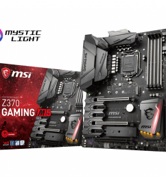intel z370 motherboards z370 gaming m5 [ 1024 x 820 Pixel ]