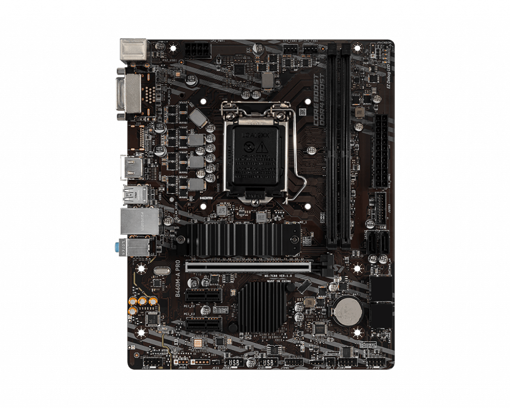 b460 motherboard
