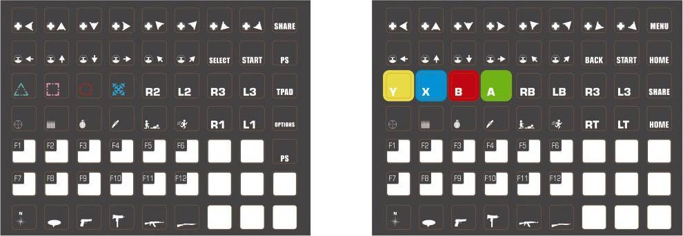 Hama Speedshot Ultimate Tastatur Amp Maus Konverter PS3 PS4