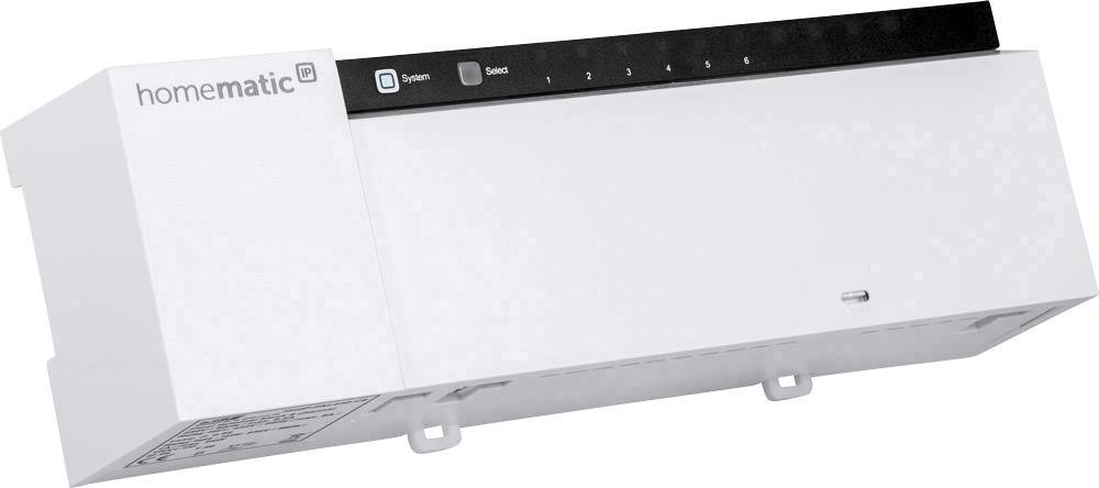 Homematic Ip Funk-Fußbodenheizungssteuerung Hmip-Fal230-C6, A031