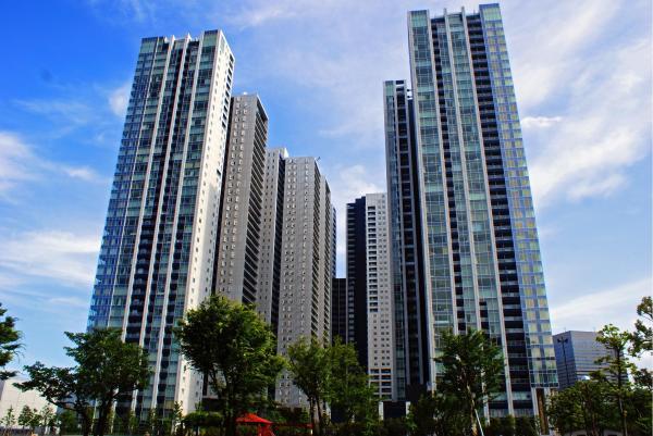 Apartments in Minato Tokyo Japan