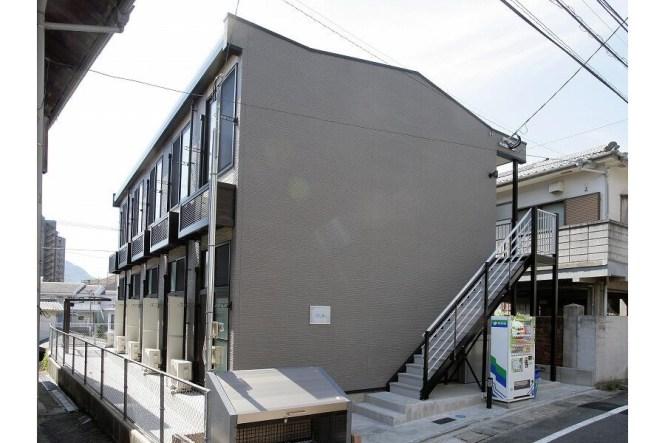 1k Apartment Sasebo Shi 54 540
