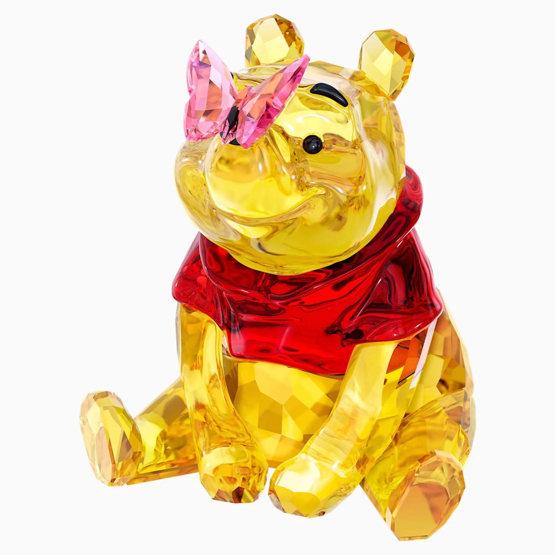 Winnie The Pooh With Butterfly Swarovski Com