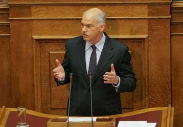Υψηλοί τόνοι στη Βουλή για τα μ�τρα της κυβ�ρνησης