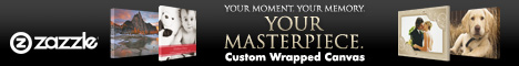 Custom Wrapped Canvas