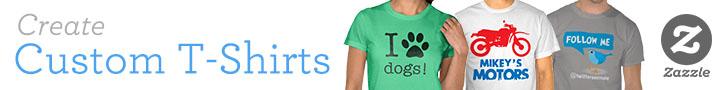 Create Custom T-Shirts