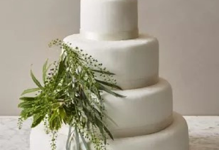 Build Your Own Modern Wedding Cake Red Velvet Or Sponge Serves 8