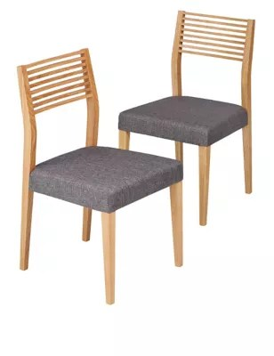 bedroom chair m&s gci outdoor set of 2 hadley chairs m s