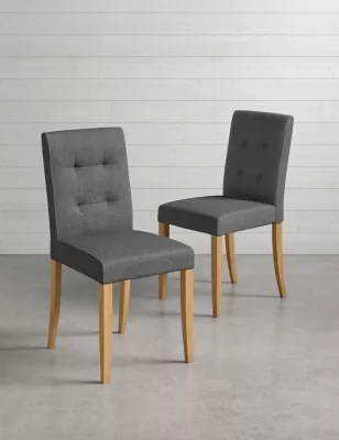 bedroom chair m&s barber chairs ebay set of 2 colby dining m s