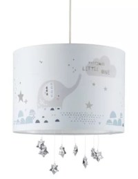 Elephant Shade Ceiling Light | M&S
